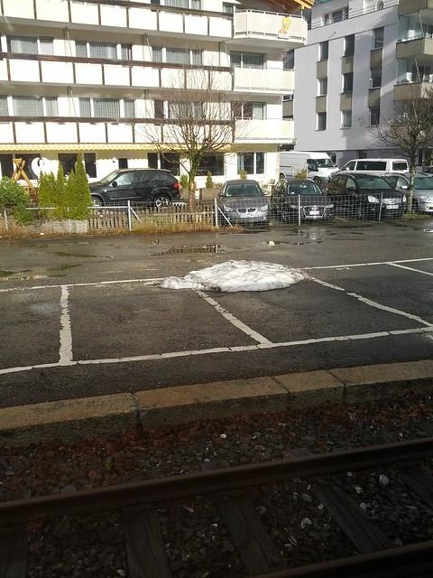 Au revoir, Engelberg et la neige. #traintoGeneva