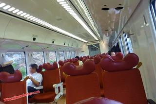P1060544 Limited express Sonic (Fukuoka-Beppu) 13-07-2010