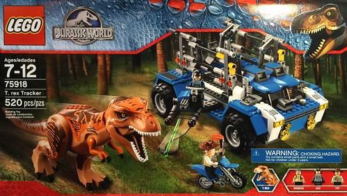 LEGO Jurassic World 75918 Box