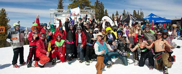 Bud Light Spring Jam at Aspen