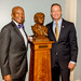 Small photo of Harriet Tubman Bust Unveiling