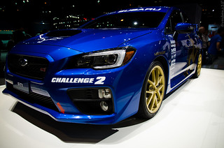 Chi' Autoshow 15': Rally Stage