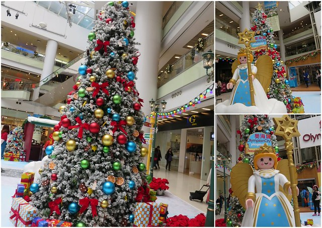 Christmas 2014 - Olympian City - Hong Kong