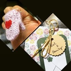 @karaimame thank you for the cute ornament♡ Merry Christmas*^_−☆