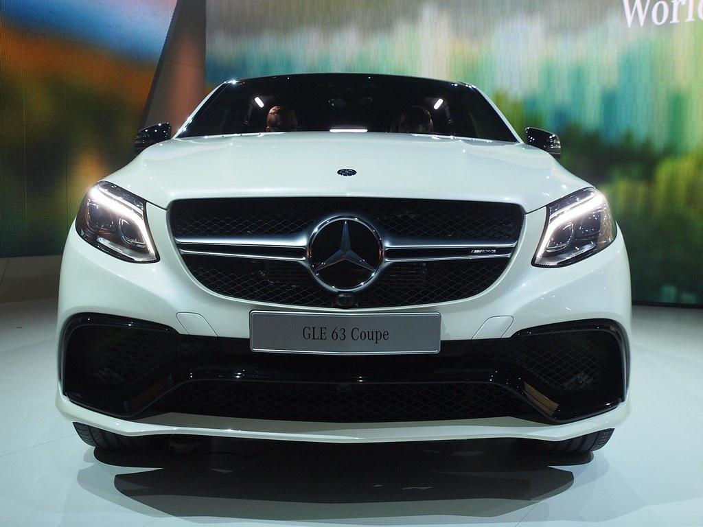 2016 Mercedes-AMG GLE63 S