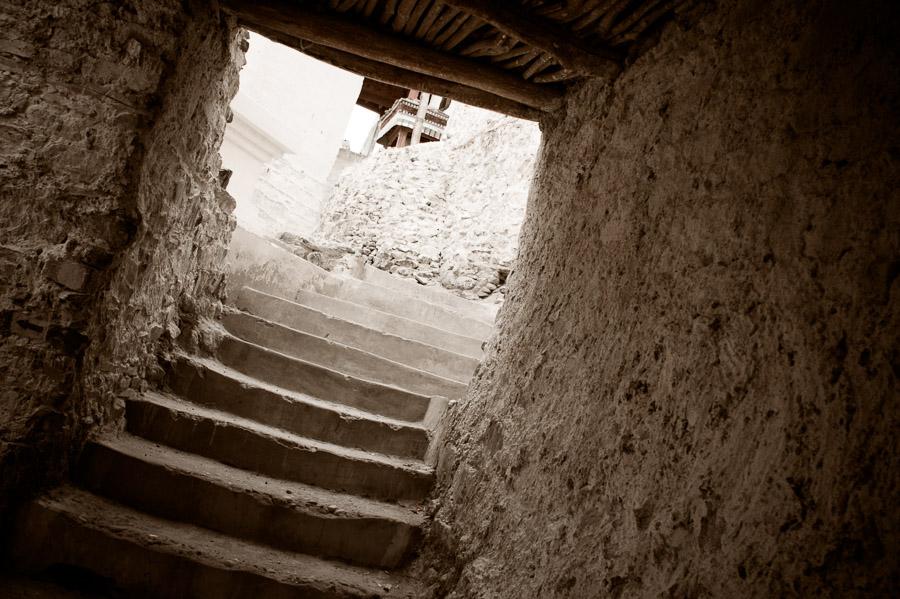 Монастырь Дискит. Долина Нубра, Ладакх © Kartzon Dream - авторские путешествия, авторские туры в Индию, тревел фото, тревел видео, фототуры