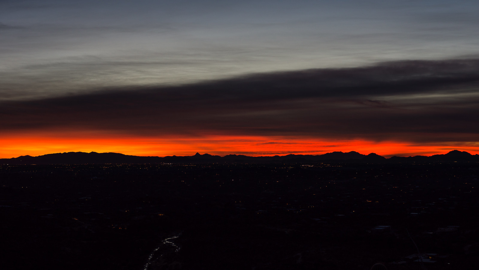 1412 Sunset from the La Milagrosa Trail 02