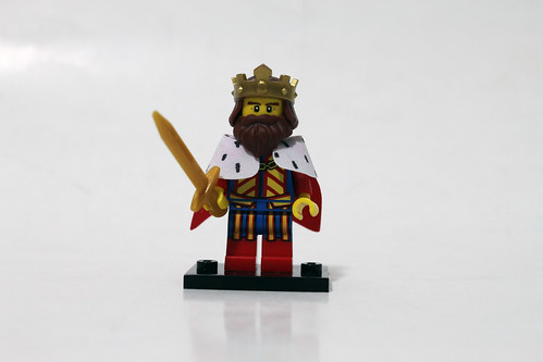 LEGO Collectible Minifigures Series 13 (71008) - Classic King