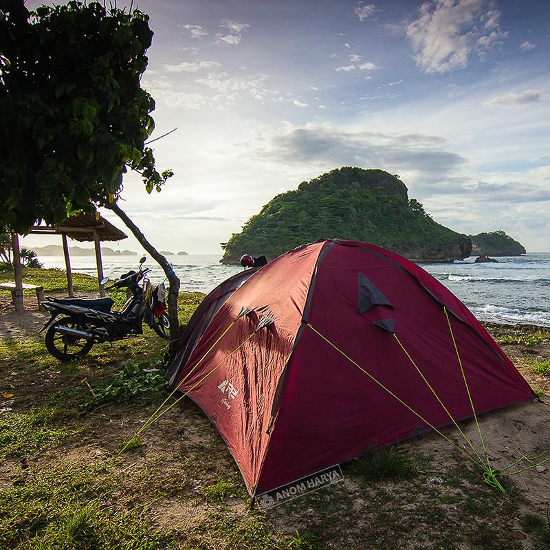 Camping di Goa Cina