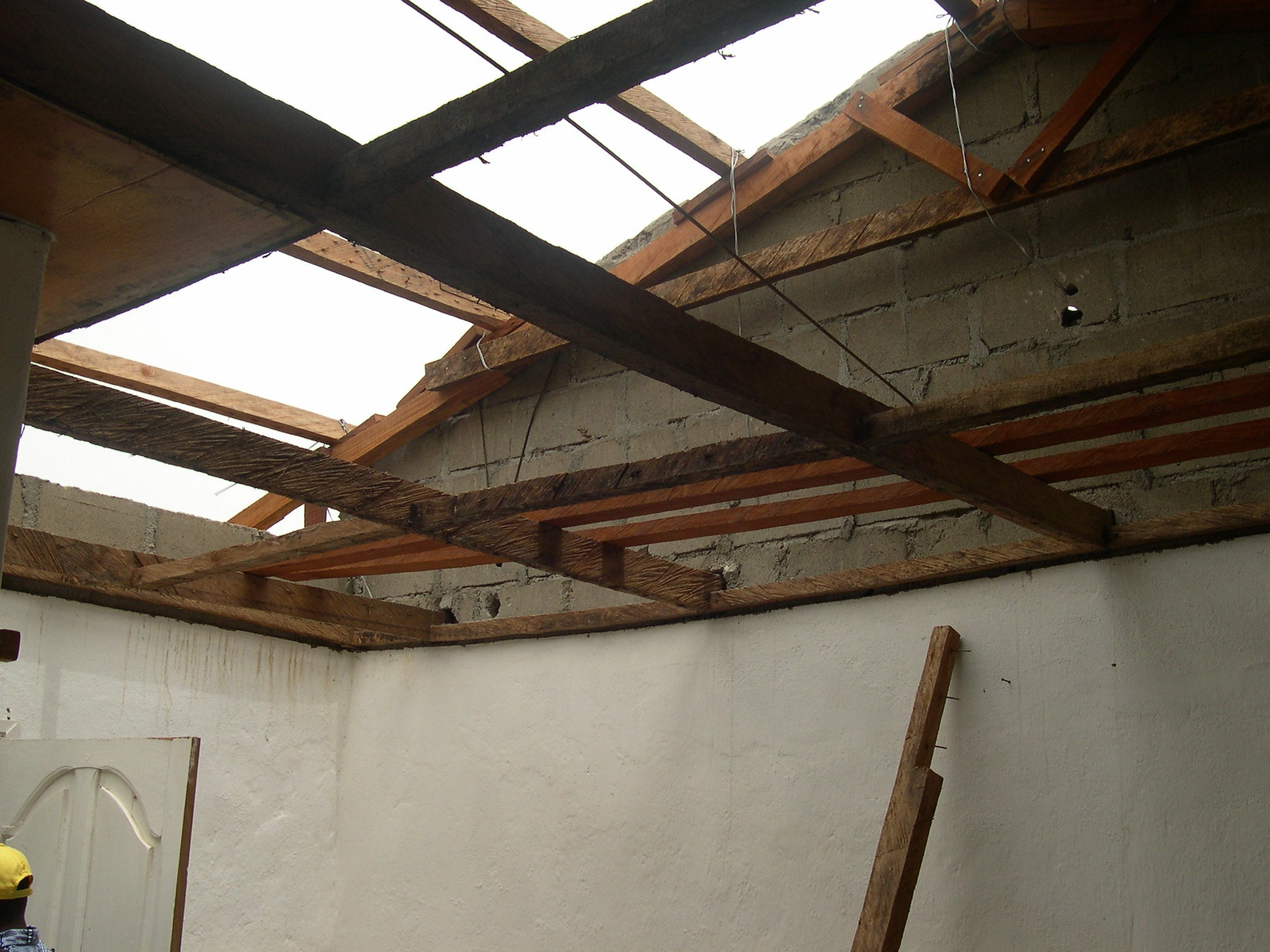 NANOBA Giugno 2004 Ultime fasi della riparazione