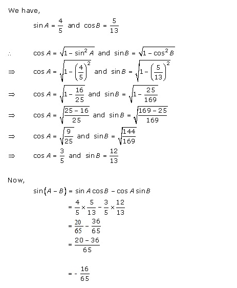 Grade 11 Math Answers