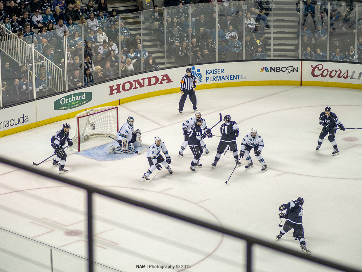 Hockey: Sharks Vs Kings 16158507470_c7f4a71c3a_o