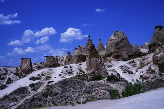 Amazing Rock Formations Cappadocia