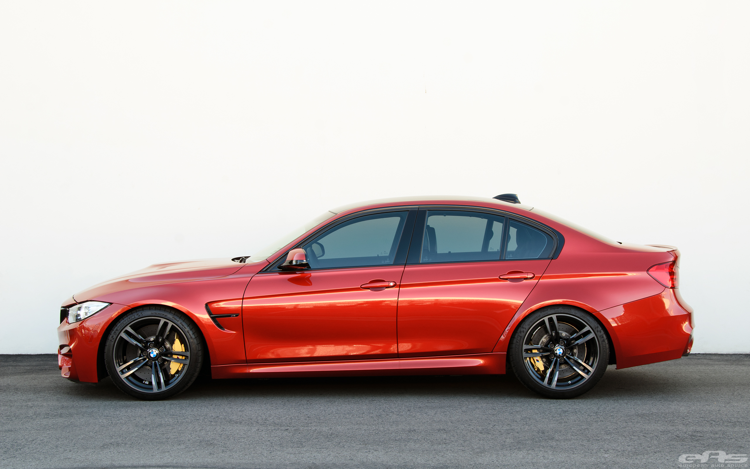 A Beautiful Sakhir Orange F80 M3 Bmw Performance Parts Amp Services