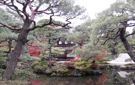 ginkaku jishoji(銀閣寺)