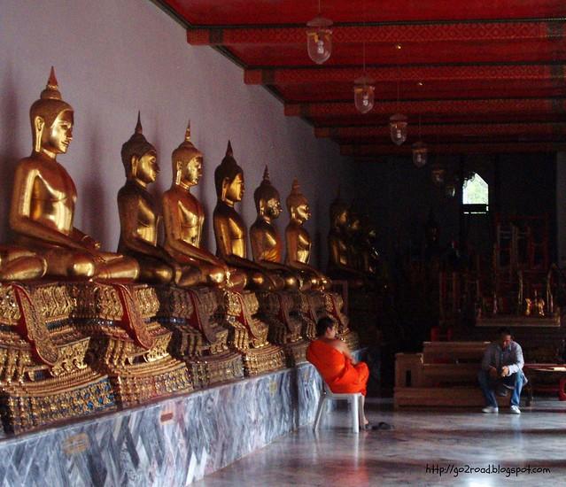 Хранилище Будд