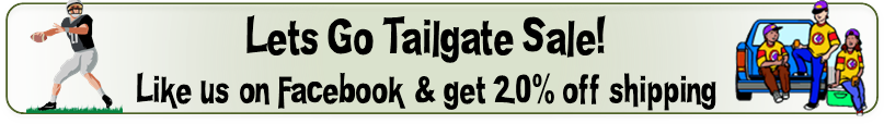 Bag toss alert tailgate sale like us on  Face book for discount