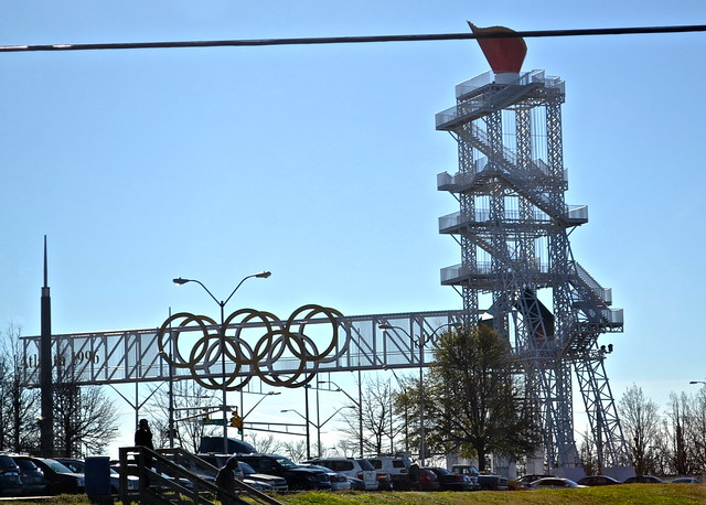 Attractions in Atlanta - olympics
