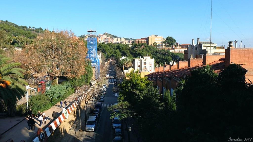 Barcelona day_2, Park Güell