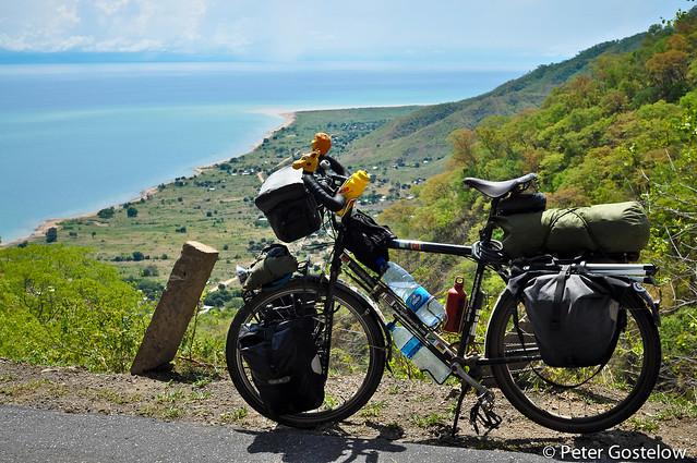 Descent to Lake Malawi