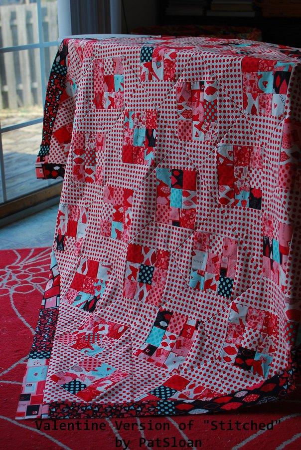 pat sloan valentine stitched 2