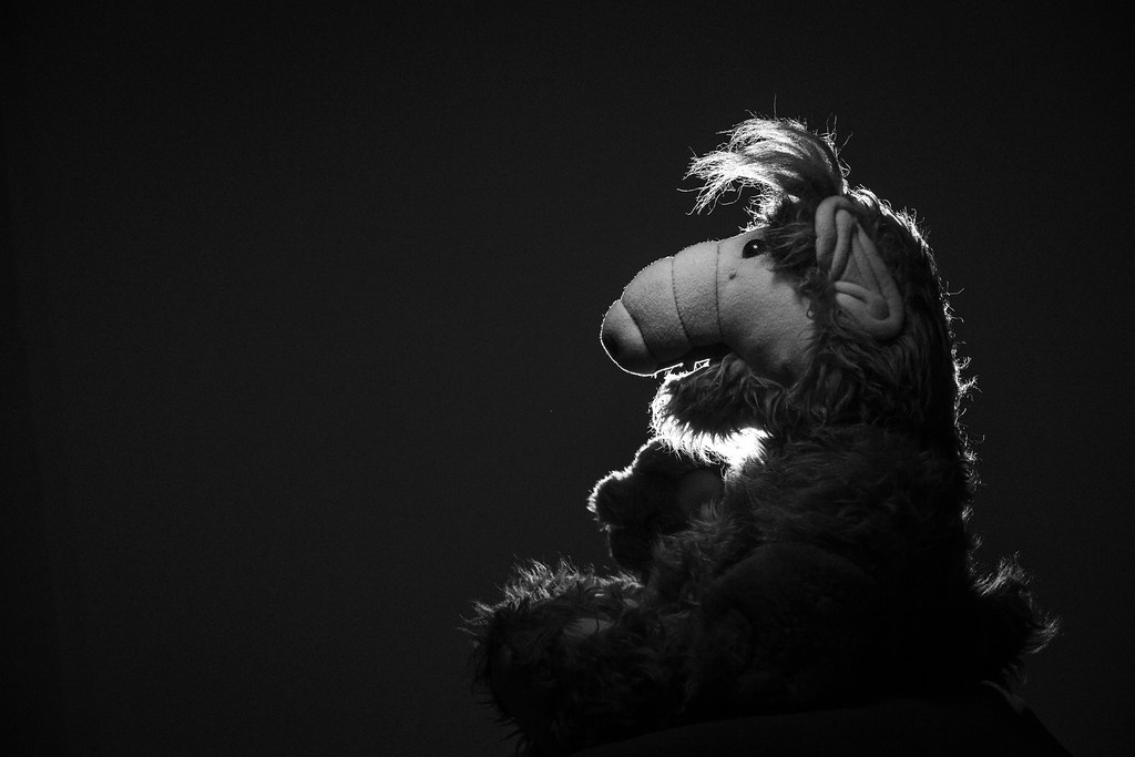 Alf Portrait 2