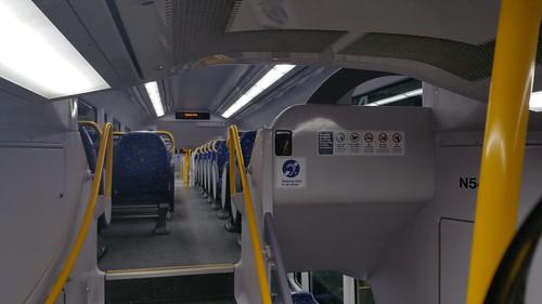 Sydney Trains 'Waratah' Train 20150124_180658