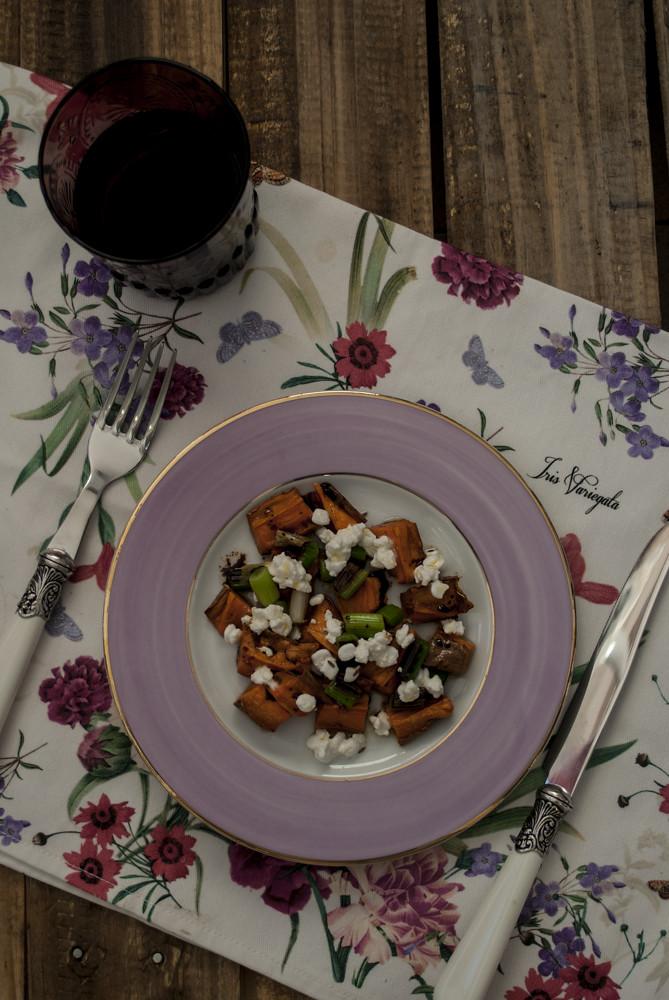 Ensalada de batata