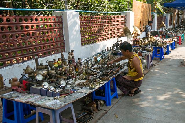 antiques yangon
