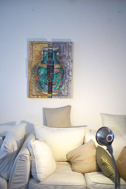 Milica Bravacic. ArtWalk@Wessex 2015, Wessex Estate, Portsdown Road, Singapore