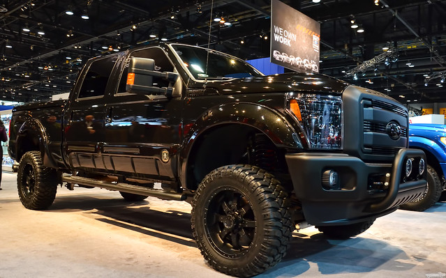 New Ford Truck >> 2015 Ford F250 Black Ops | Flickr - Photo Sharing!