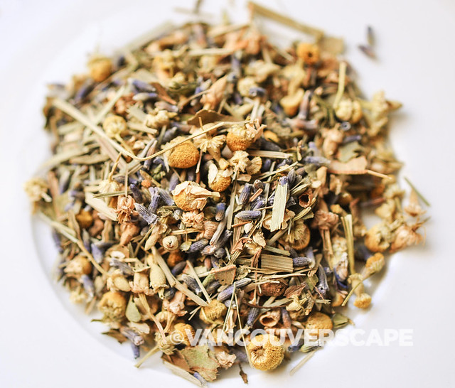 American Tea Room: Sweet Lullaby tea