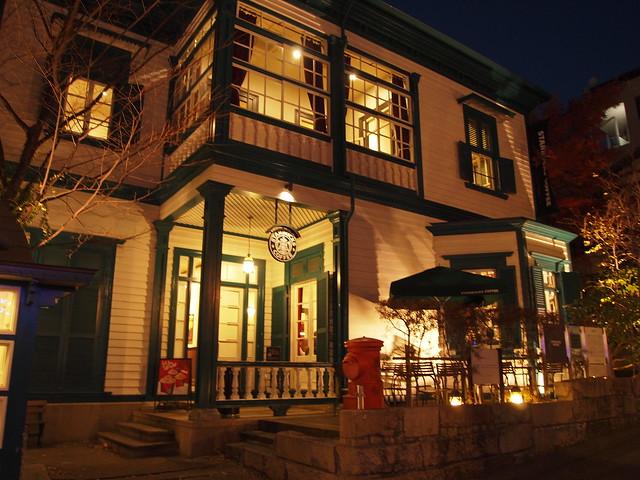 スターバックスコーヒー北野異人館店