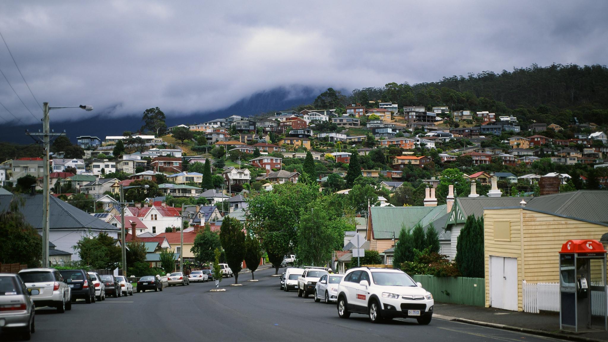Hobart Hillside