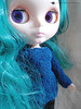 Necked sweater for Blythe by arianna frasca
