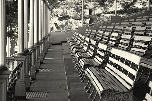old seats victoriaparkgrandstand