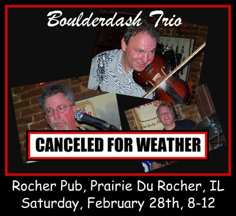 Boulderdash Trio 2-28-15