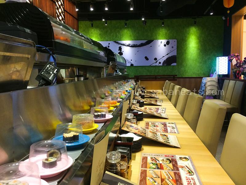 Sushi Tei, Oceanus Mall