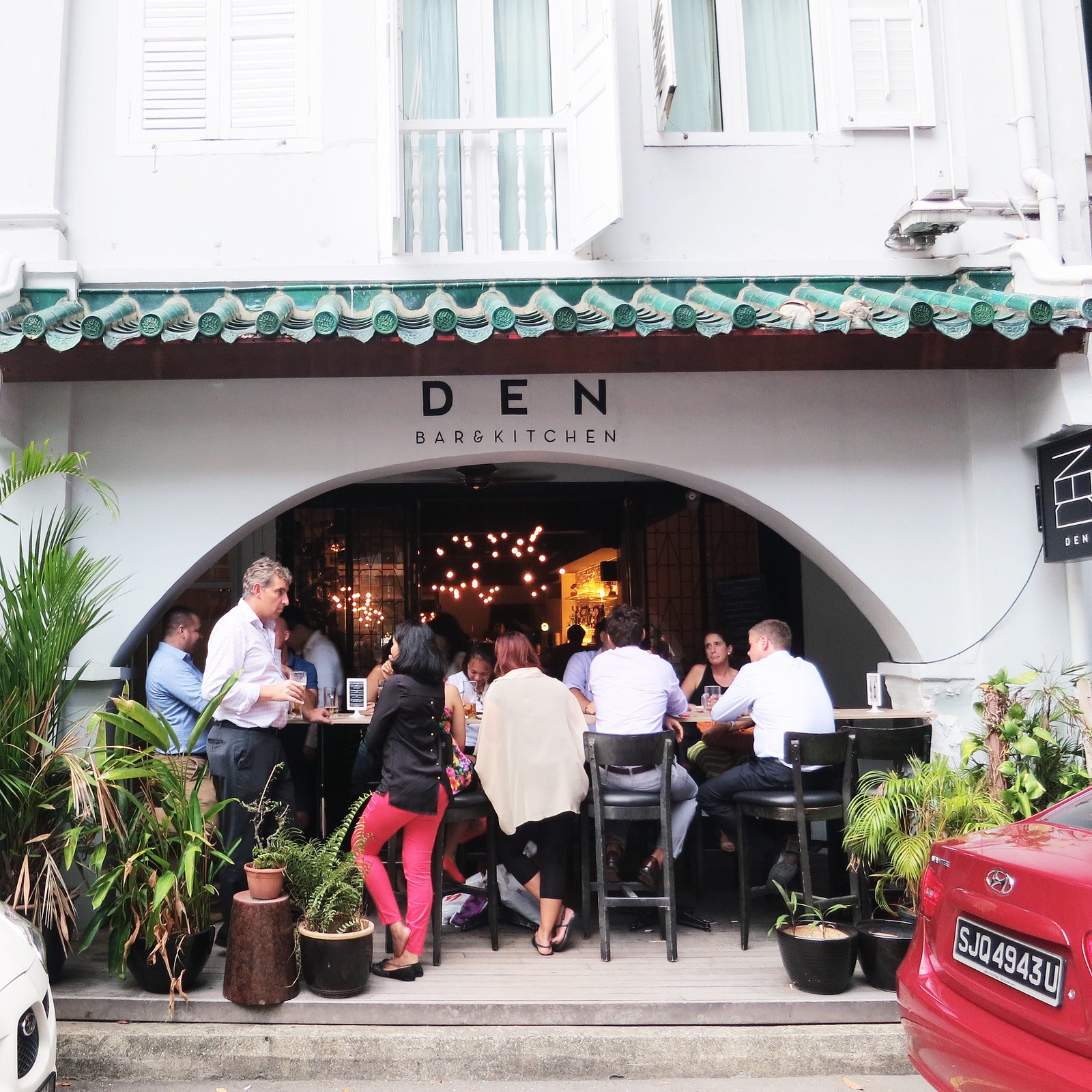 DEN Dining Bistro & Bar