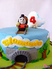 Thomas Train Cake by MyFairDiva