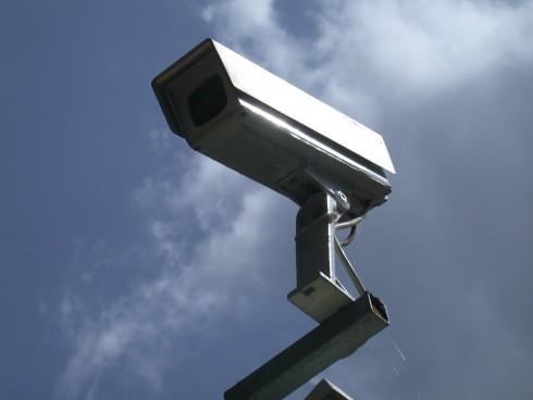 Как остатья для камеры слежения незамеченным