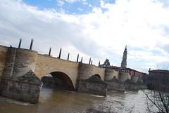 Zaragoza - Río Ebro 03-03-15