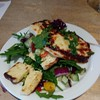 Halloumi, the vegetarian's bacon