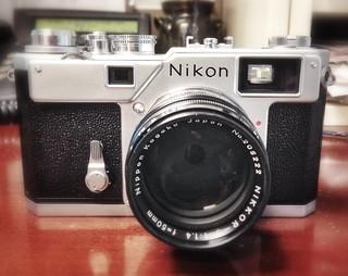 Nikon S3 Rangefinder