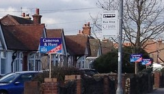 Residents in Grays say Stop The Sale of NHS