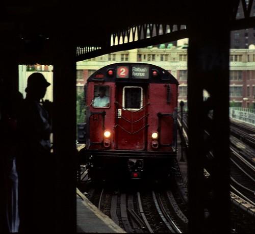 NY Subway 122