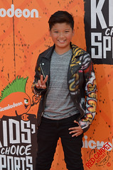 Ty Waters at Nickelodeon's Kids' Choice Sports 2016 #KidsChoiceSports - DSC_0075