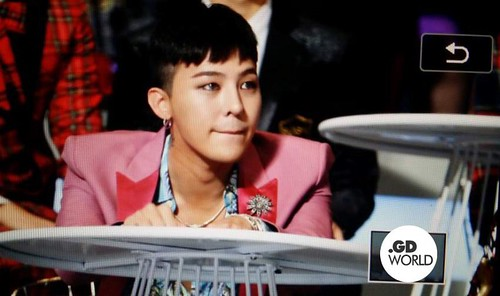 Big Bang - MAMA 2015 - 02dec2015 - GD World - 06