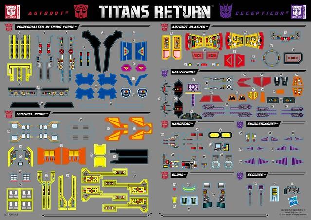 變形金剛世代系列《泰坦之戰》超好康雙重好禮! 各位玩具人把握機會呀~