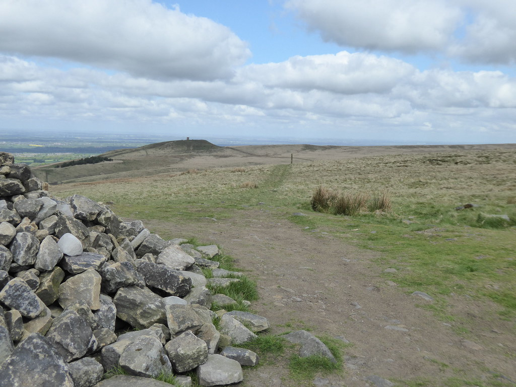 Rivington Pike from Two Lads